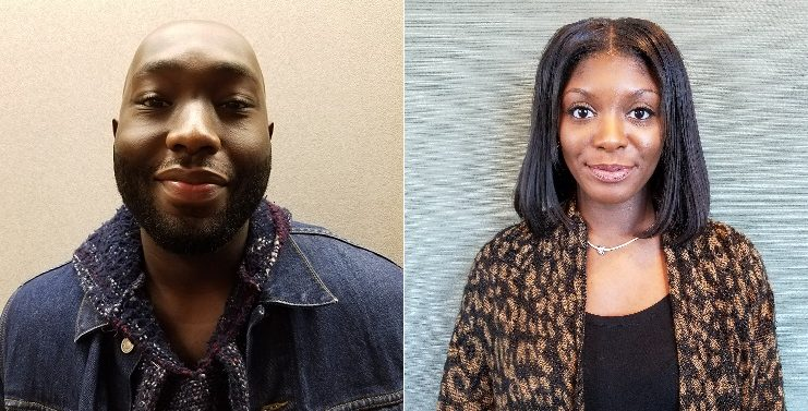Baffour-Akowuah and Bollar selected for UD's 2017 Bridge to Doctorate Program